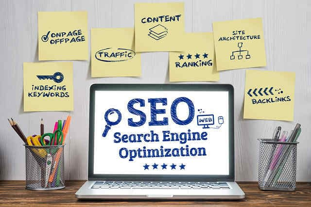 SEO Marketing in Small Businesses